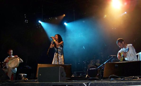France - Aubagne / Peace Festival