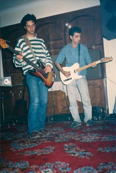 1994 First underground Show