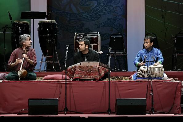 Silk Road Ensemble with Yo Yo Ma