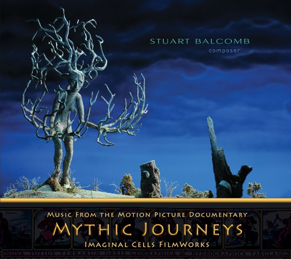 Mythic Journeys CD
