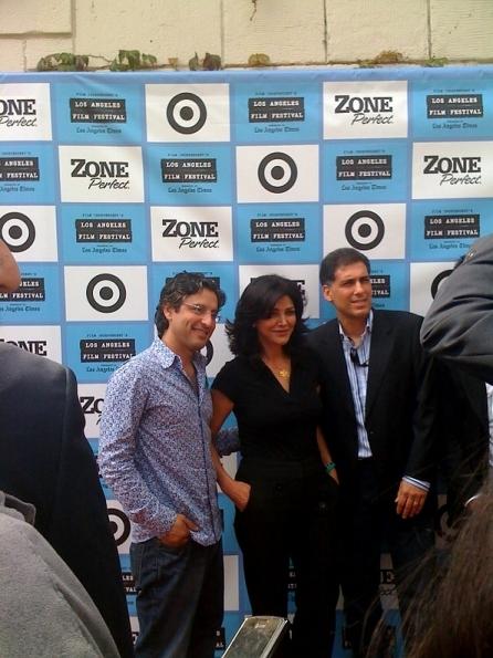 Reza, Shohreh & Cyrus