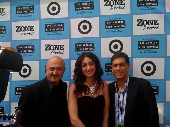 David Diaan, Mozhan & Cyrus