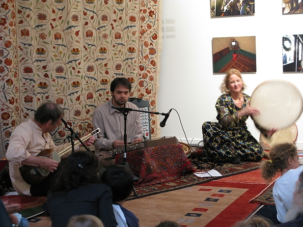 Carpet Concert at CAFAM