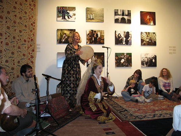 Carpet Concert at CAFAM