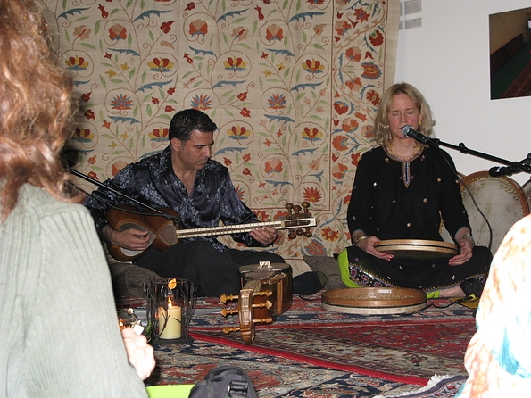 Norooz Carpet Concert at CAFAM