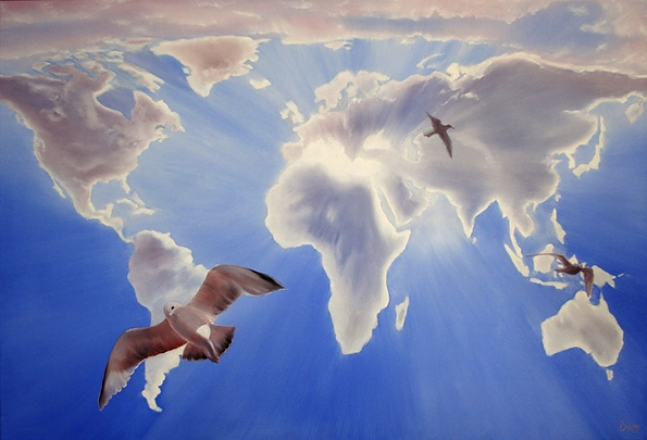 Cloud Earth