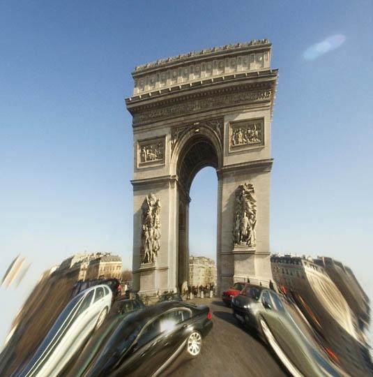 Paris   arc de triomphe 1